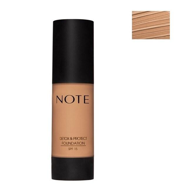 Note - Note Detox Protect Fondöten 04